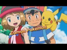 SERENA RETURNS TO ALOLA IN POKEMON SUN AND MOON ANIME AMOURSHIPPING [FAN-MADE]