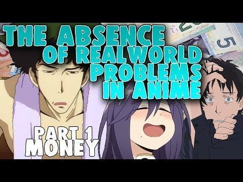 The Absence of Real World Problems in Anime | Pt:1 Money (Recovery of an MMO Junkie/Cowboy Bebop)