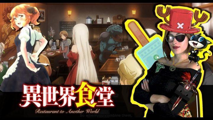 Pyrit – Isekai Shokudou – Anime Review – (Restaurant to Another World)