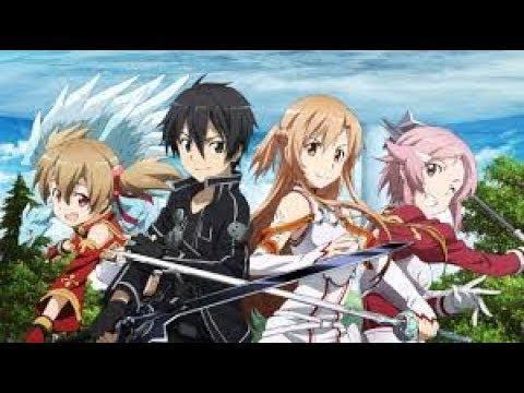 Sword Art Online (Season 1) – Anime Review
