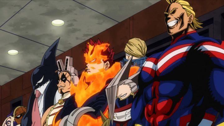 The Hero's Gather – My Hero Academia Season 3 Episode 46 Anime Review
