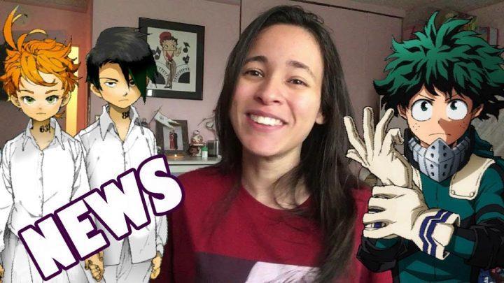 Viz Media's Major Announcement, The Promised Neverland Anime + more!   Anime News!