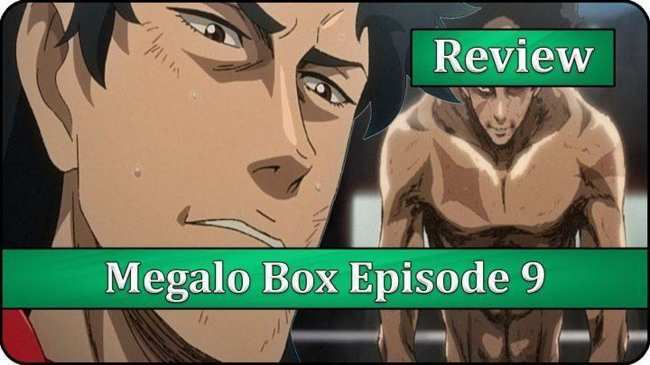 The Real Fraud – Megalo Box Episode 9 Anime Review