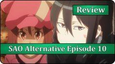 Devil's Comeback – SAO Alternative: Gun Gale Online Episode 10 Anime Review