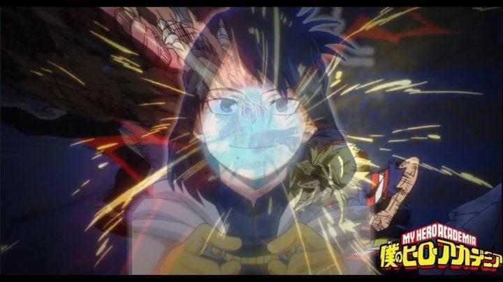 "My Hero Academia: Season 3 – Ep.11 ""One For All"" Anime Review"