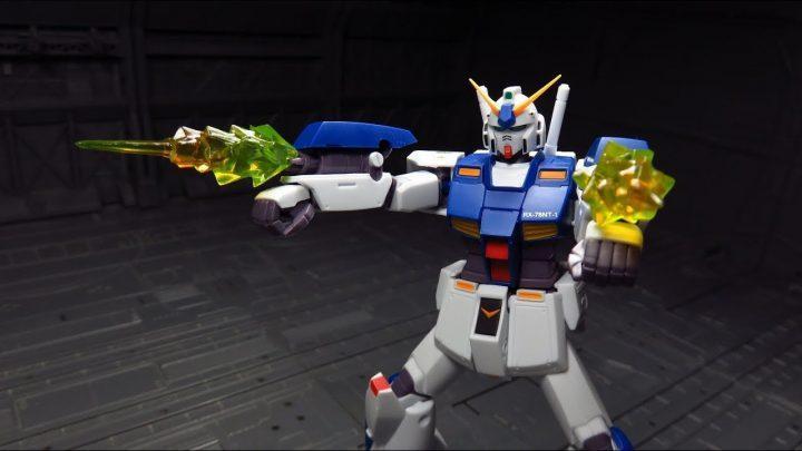 "Robot Spirits – RX-78 NT-1 ""Alex"" Gundam ver ANIME Figure Review"