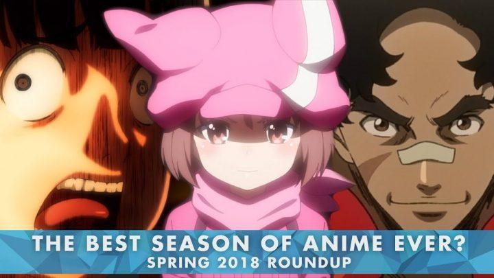 The Best Season of Anime Ever? | Spring 2018 Roundup