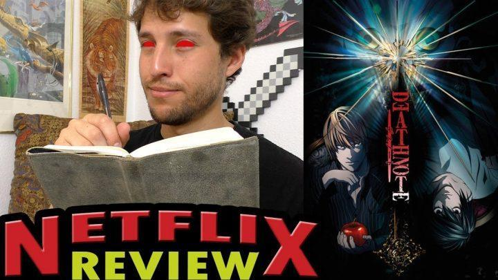Death Note – Netflix Anime Review || The Netflix Knowhow (AniMay)