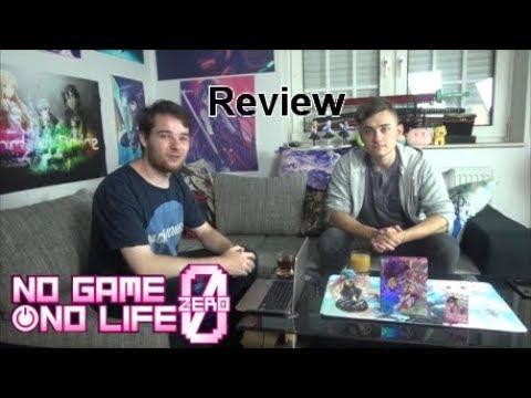 No Game no Life Zero Review / Brandländer Anime Reviews #006