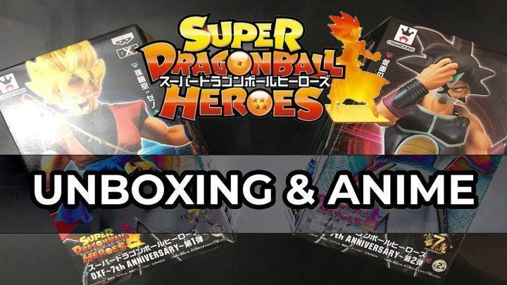 Unboxing, Anime schauen und Giveaway – Super DragonBall Heroes