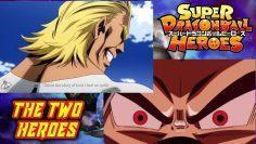 Dragon Ball Heroes Anime & My Hero Academia Movie – 2018 | Trailer Talk in HINDI