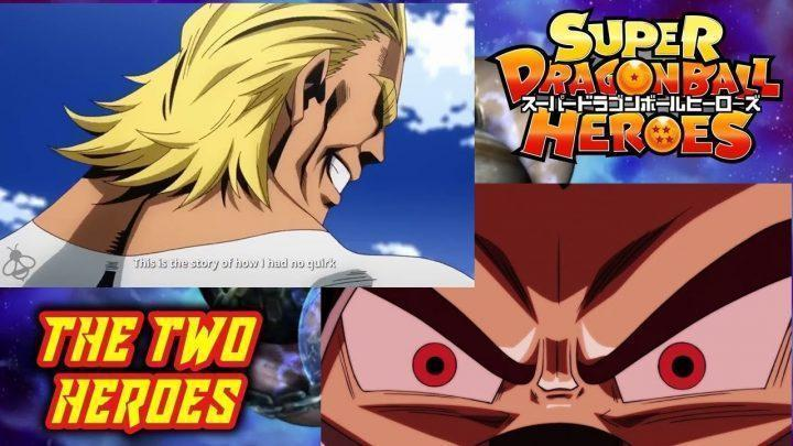 Dragon Ball Heroes Anime & My Hero Academia Movie – 2018 | Trailer Talk in HINDI