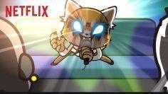 Aggretsuko | Sanrio Anime | Netflix