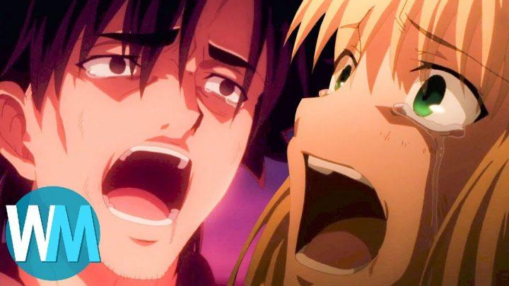 Top 10 Anime Where The Villain Wins