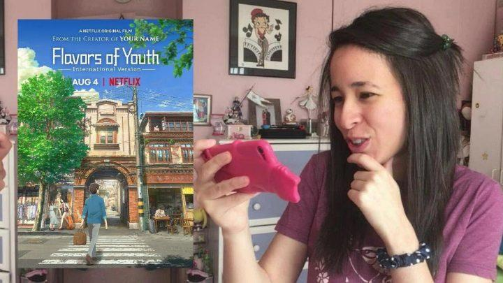 Netflix Original Anime; Flavors of Youth THOUGHTS + TRAILER REACTION