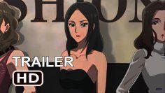 FLAVORS OF YOUTH  Netflix, Anime Movie Trailer HD