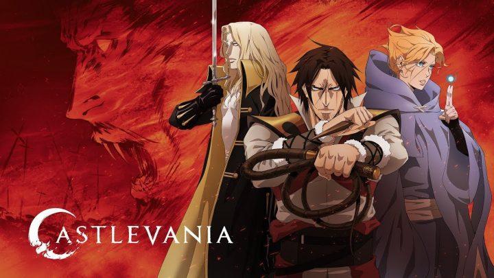 Castelvania「AMV」 Trouble On The Rise [Netflix Anime]