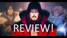 Castlevania Anime Netflix: A GOOD VIDEO GAME ADAPTATION!