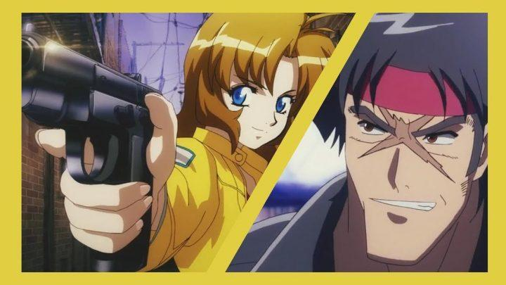 Anime News 2018 Bean Bandit 80's Action Flick Anime on Kickstarter
