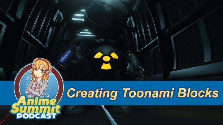 Creating Toonami Blocks – Anime Podcast