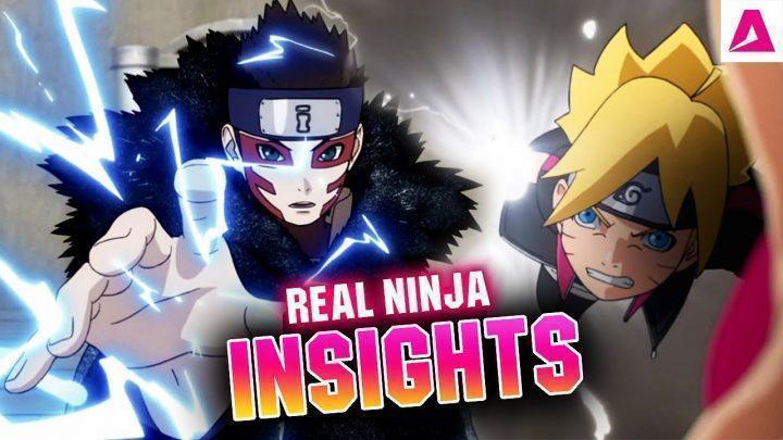 9 REAL NINJA INSIGHTS: Boruto CHUNIN EXAMS Finals