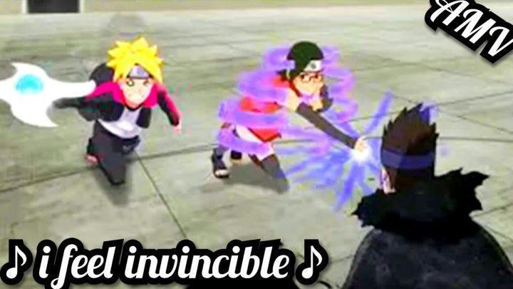 Boruto & Sarada vs. Shinki – Boruto: Naruto Next Generations AMV♪i feel invincible♪