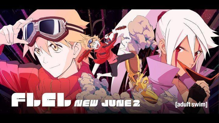 FLCL: Progressive Season Premiere Get's Low Ratings Who To Blame?