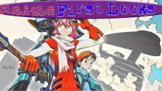 Anime First Looks – FLCL (Funimation)