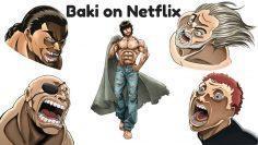 Baki – Netflix, Summer 2018 (English)
