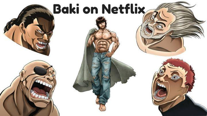 Baki – Netflix, Summer 2018 (English)