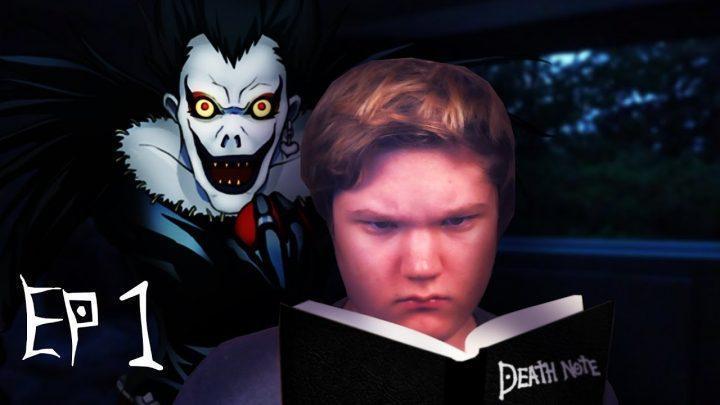 "BETTER THAN THE NETFLIX FILM Death Note Episode 1 REACTION ""Rebirth"""