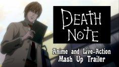 Death Note – Anime Trailer (Netflix Mash Up)