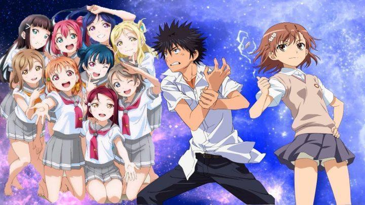 Anime News   Love Live! Sunshine!! Movie Release & A Certain Magical Index 3rd Season Reveals Visual