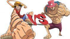 ? LUFFY VS TONY TONY CHOPPER – Mugen One Piece  – Anime Review ?