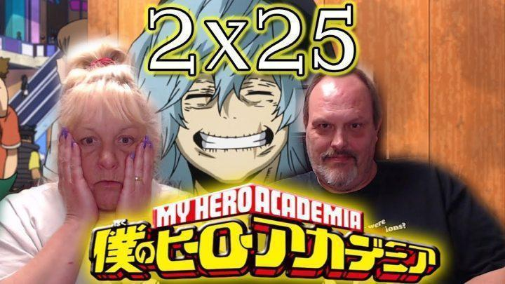 My Parents React to My Hero Academia | 2×25 | ENGLISH DUB