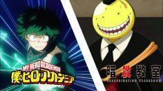 My Hero Academia Opening 4 but it's the Assassination Classroom Opening