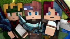 Minecraft GRIMGAR OF FANTASY AND ASH Trailer | (ANIME Minecraft Roleplay)