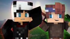 THE CURSED ADVENTURER   Minecraft GRIMGAR OF FANTASY AND ASH   EP 1 (ANIME Minecraft Roleplay)