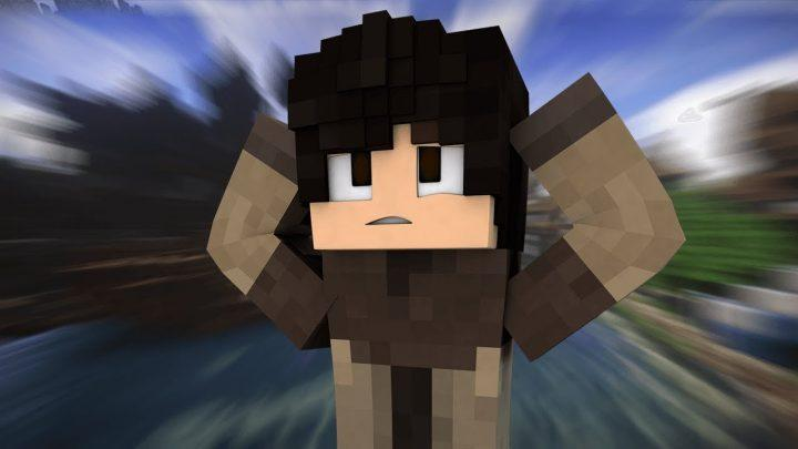 WHAT IS THIS PLACE?!   Minecraft GRIMGAR OF FANTASY AND ASH (Anime Minecraft Roleplay)
