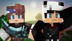 NEW PARTY MEMBERS! | Minecraft GRIMGAR OF FANTASY AND ASH | EP 3 (ANIME Minecraft Roleplay)