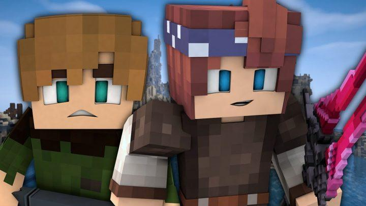 ANGER AND VENGEANCE! | Grimgar of Fantasy and Ash | EP 4 (ANIME Minecraft Roleplay)