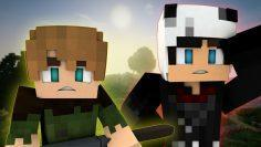 DRAGON FIGHT!   Minecraft GRIMGAR OF FANTASY AND ASH   EP 5 (ANIME Minecraft Roleplay)