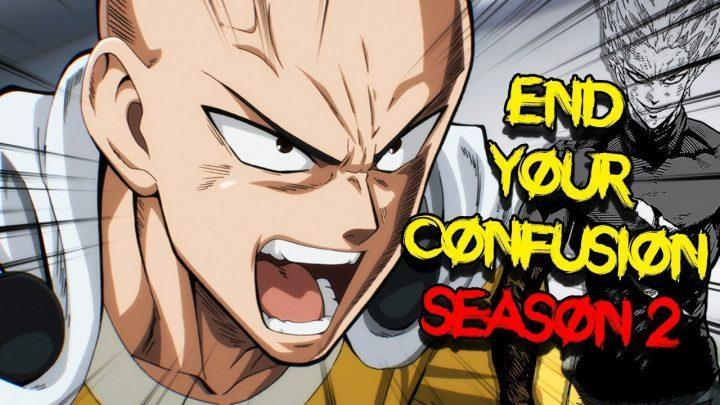 this video will hopefully END your CONFUSION ONE PUNCH MAN SEASON 2 EPISODE 1