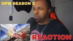 one punch man season 2 reaction