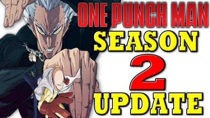 One Punch Man Season 2 Concerning Update