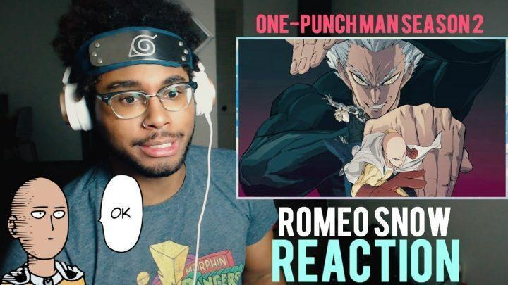 One-Punch Man Season 2 Special Announcement REACTION