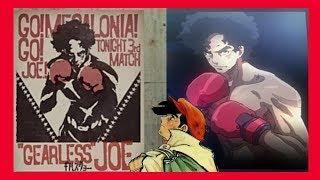 Megalo Box Anime Review – Story is weak? EPs 1-6 + Ashita No Joe