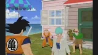 Dragon Ball Z: Budokai Walkthrough Part 1 (Beginning of Saiyan Saga)