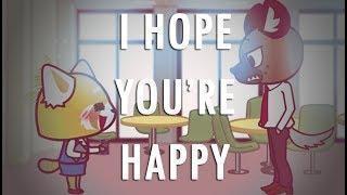 I HOPE YOU'RE HAPPY – (HaidaXRetsuko)
