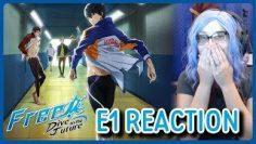 Free! Dive to the Future Episode 1 Reaction